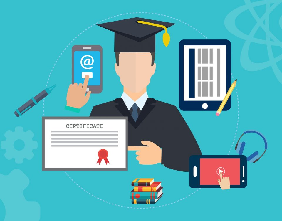 digital marketing in education